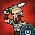 Gladihoppers - Gladiator Battle Simulator! icon