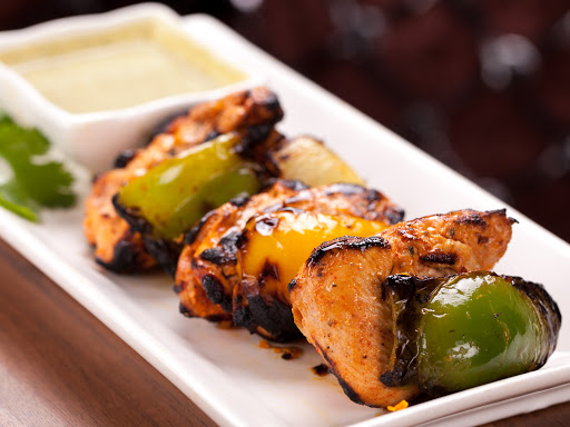 Chicken Tikka Shashlik