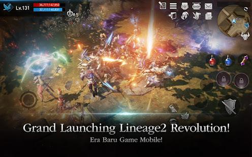 Unduh Lineage2 Revolution Gratis