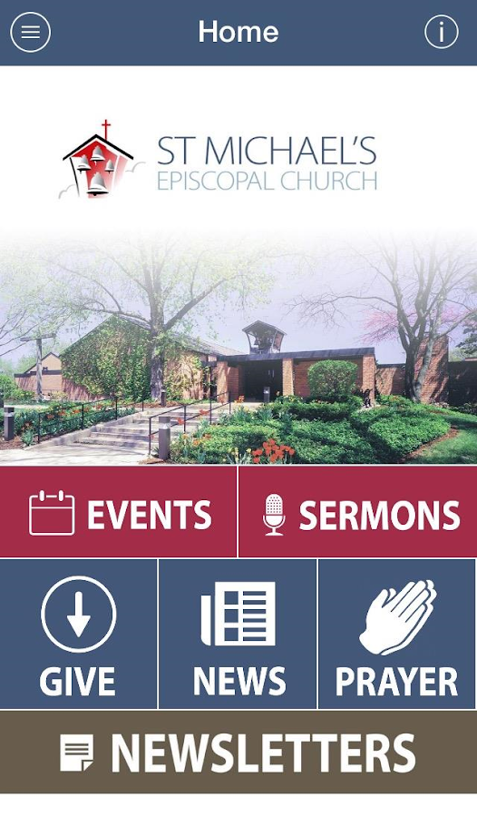 St Michael's Episcopal- screenshot