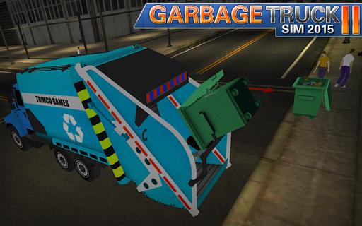 Garbage Truck SIM 2015 II