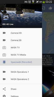 ISS HD Live: View Earth Live 4
