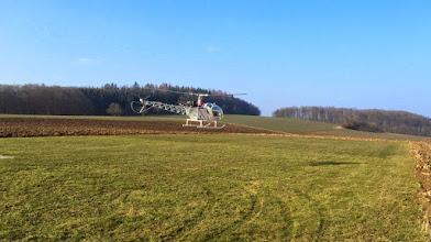 Photo: 1:2,5 !!!!!!!!!!!!!!  Lama   Jens Schwarzmannseder  Germany  Mit Piloten zu sehen auf der ROTOR live 2015 am 14. und 15. März 2015 in Iffezheim