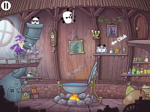 3 Pandas Fantasy Escape, Adventure Puzzle Game android2mod screenshots 6