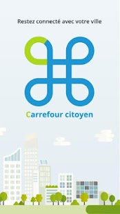 Carrefour citoyen- screenshot thumbnail