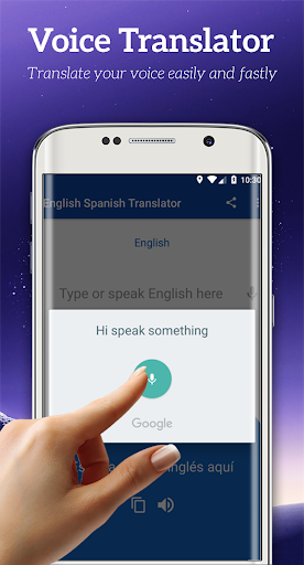 English Spanish Translator – Vocie Text Translator Apk Latest