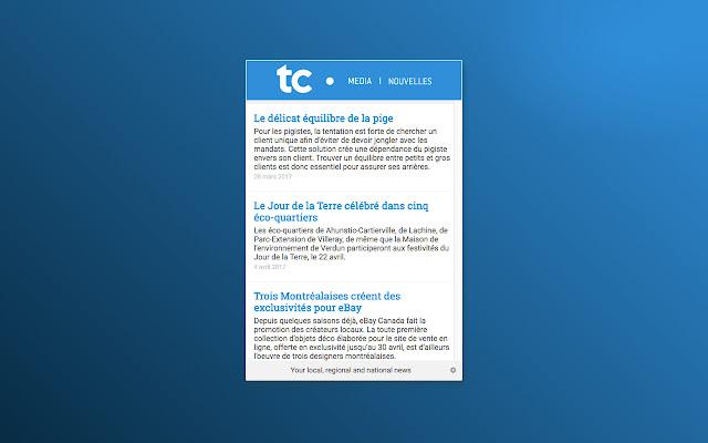 TC Media Nouvelles