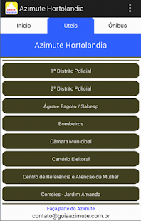 Azimute Hortolandia screenshot