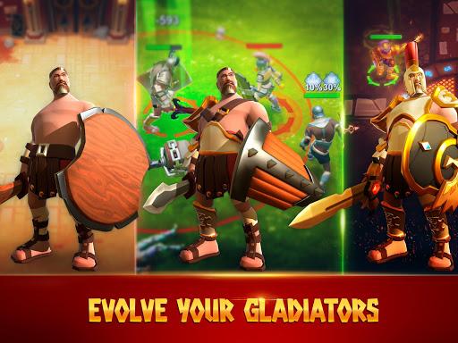 Gladiator Heroes: Clan War Games 2.3.3 screenshots 15
