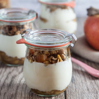 Apple Butter Granola Recipes
