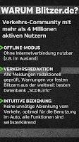 Screenshot of Blitzer.de PLUS