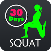 30 Day Squat Challenges