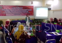 Pelatihan Website dan Marketplace di Ngawi