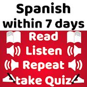 English to Spanish Speaking: Learn Spanish Easily