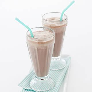 Chocolate Shake Without Ice Cream Recipes.