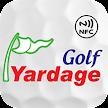 golfyardage - golf course map, distance monitoring APK