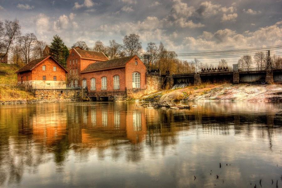 Billnäs Bruk by Kaj Andersson - Travel Locations Landmarks
