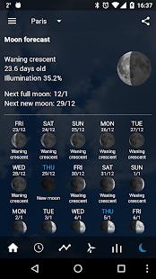 Transparent clock & weather Screenshot 7
