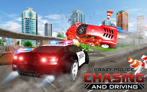 US Police Simulator Crime City Cop Car Driving Latest Version APK 2