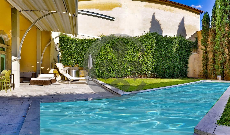 Appartement avec piscine Florence