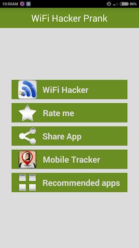 WiFi Hacker Prank Fun