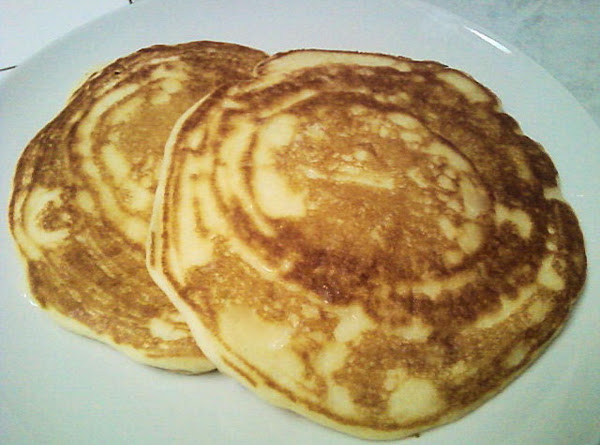 Old Fashion Pancakes Recipe