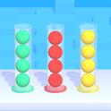 Sort the Balls: Color Puzzle 3D icon