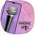 Phone Microphone - Announcement Mic icon