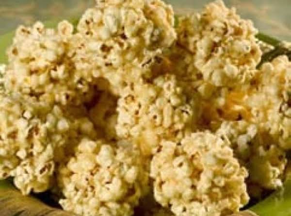 Popcorn Balls (marshmallow) Recipe