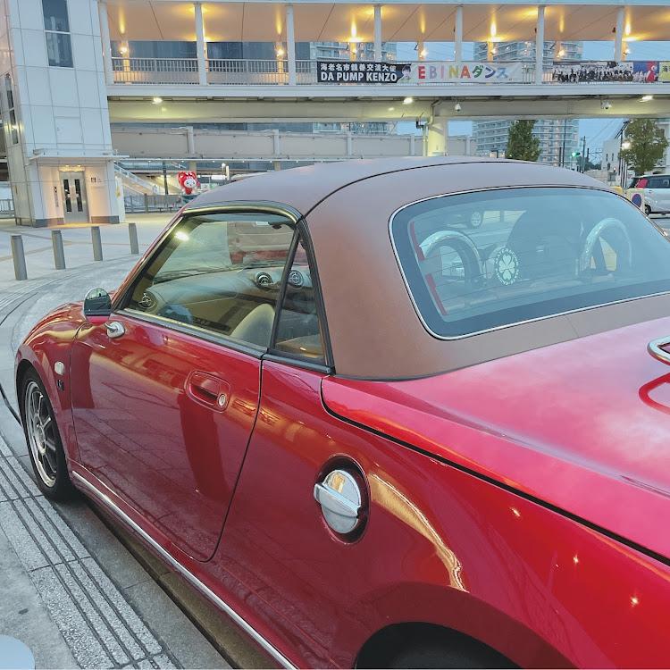 コペン L880Kのクルマ好きと繋がりたい,カーシェアリング,anyca,オープンカー,マニュアル車は楽しいに関するカスタム&メンテナンスの投稿画像1枚目