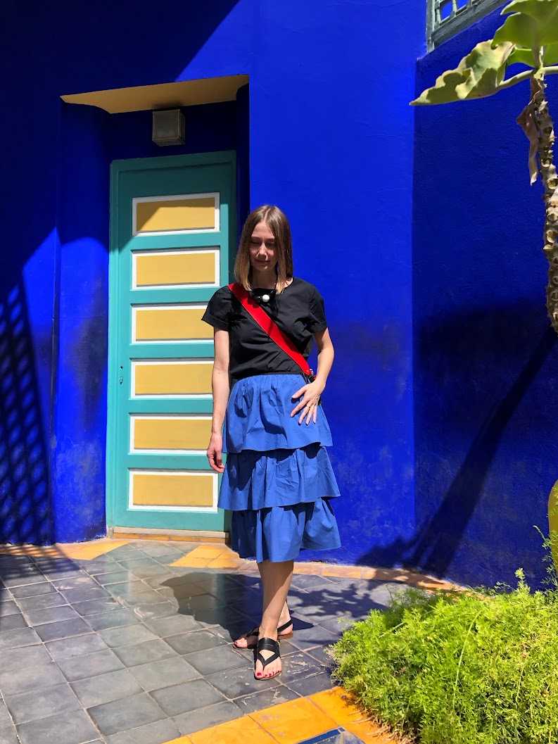 Дизайнерский Марокко. (Автопутешествие: сентябрь 2019).