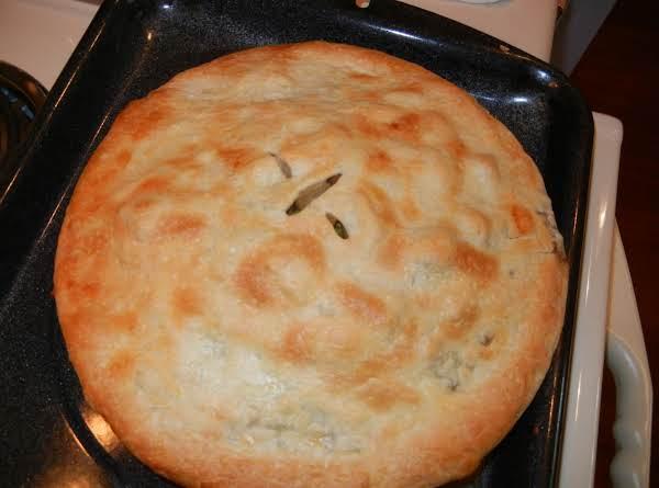 Marvelous Meat Pot Pie-connie's