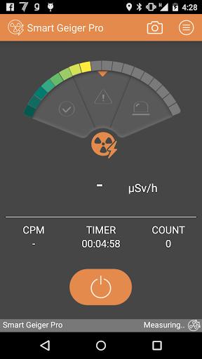 核辐射智能检测仪(升级版)