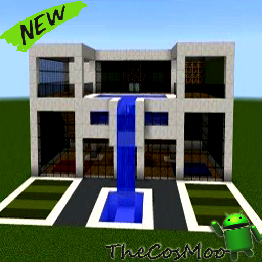 Best minicraft house designs ideas android apps on for How to make a home decorations