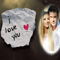 I Love You Photo Frames Collage Maker To Show Love icon