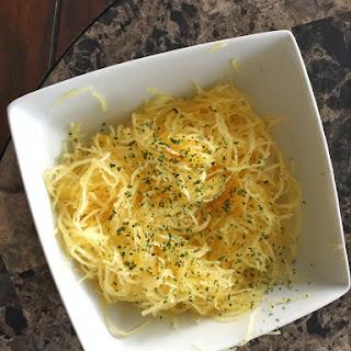 Easy Spaghetti Squash