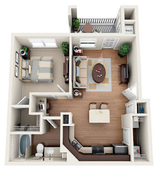 Go to The Collins Floorplan page.