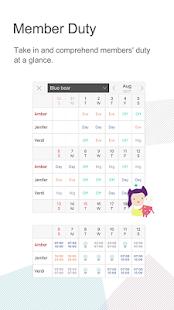 MyDuty - Nurse Calendar - náhled