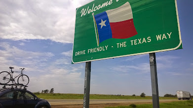 Photo: August 9-Camillo arrives in Texas!