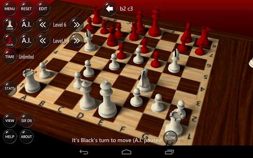3D Chess Game screenshot 14