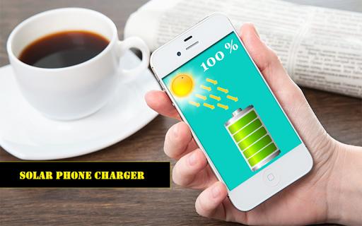 Solar Mobile Charger Prank  app download 1