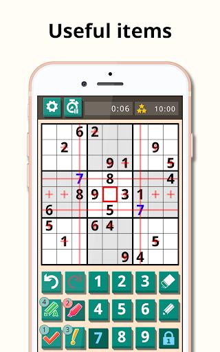 Sudoku classic 1.2.516 screenshots 5