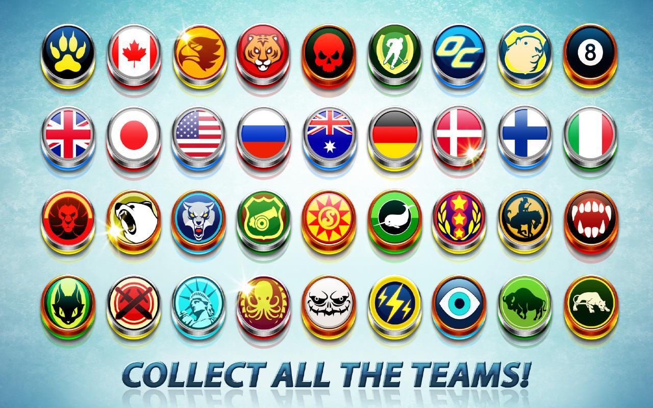 Hockey Stars screenshot #13