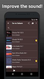 Radio Online Tanzania - náhled