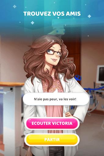 Télécharger Intensive Care (Romance Drama) apk mod screenshots 3