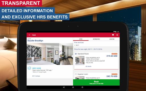 Hotel Search HRS (New) 8.20.1 screenshots 9