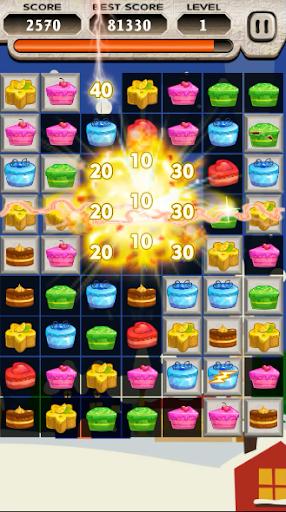Jelly Cake Match Mania
