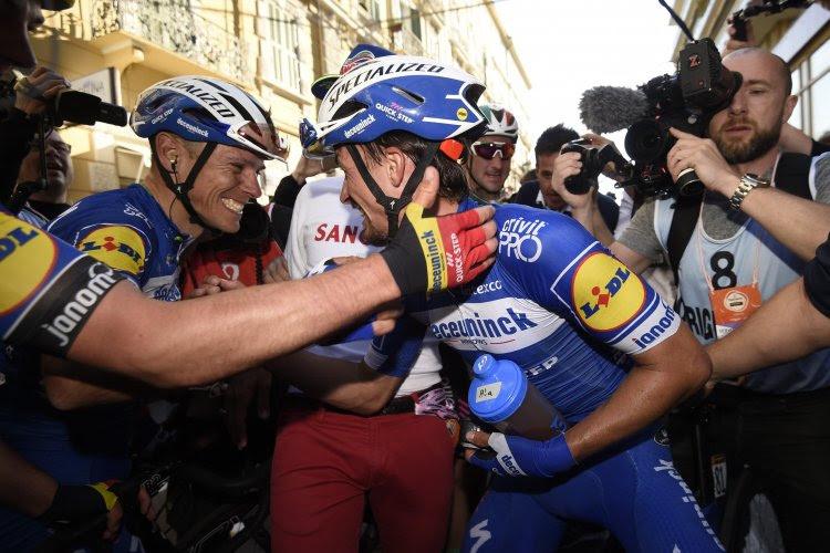 """🎥 """"Milan-Sanremo? Peut-être que ça n'arrivera jamais"""": Gilbert revient sur son incroyable sacre à Roubaix"""