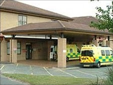 Patients' 12-hour wait at Shrewsbury A&E