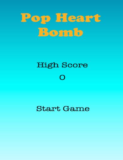 Pop Heart Bomb